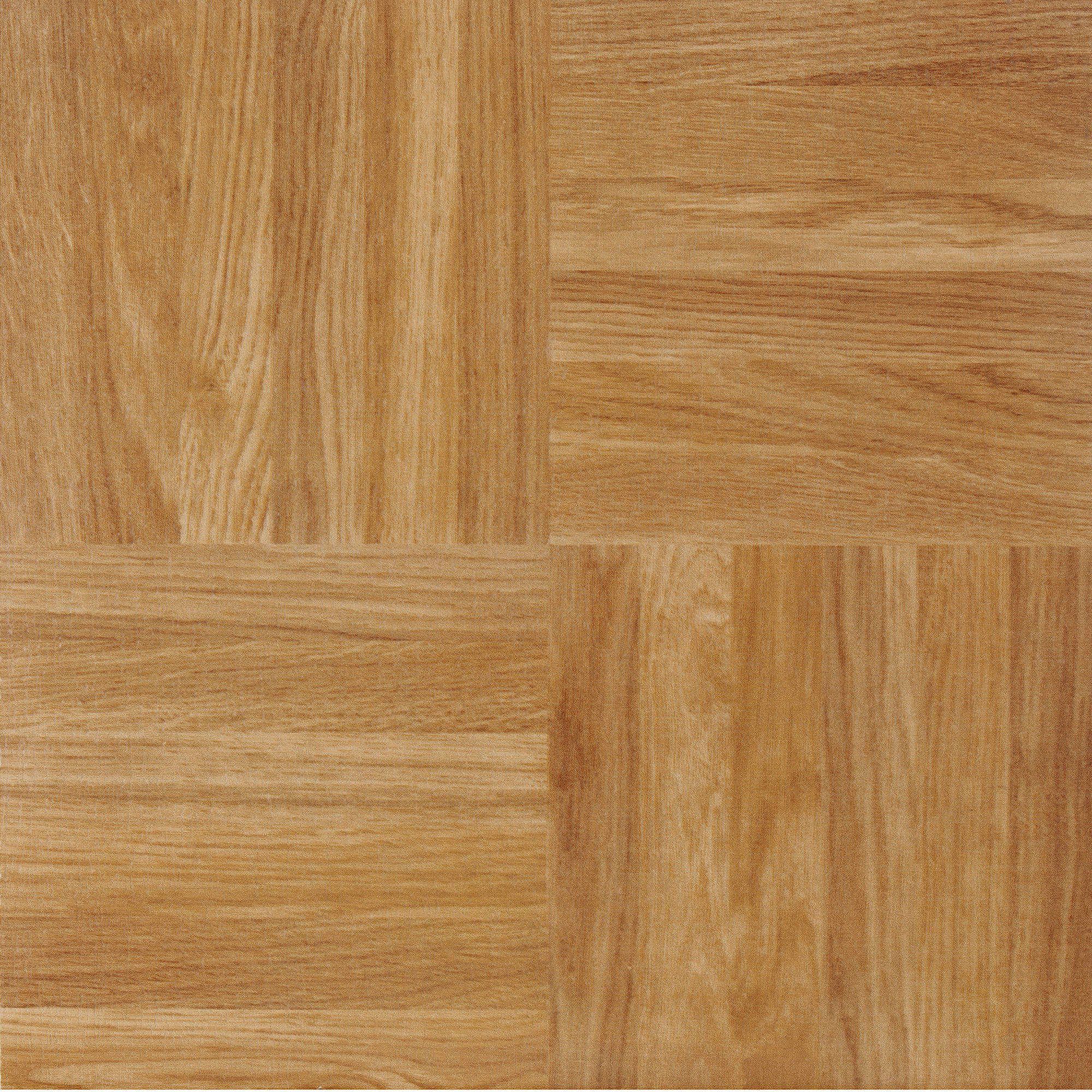 Achim Sterling Square Parquet 12x12 Self Adhesive Vinyl Floor Tile - 20 Tiles/20 Sq.Ft.